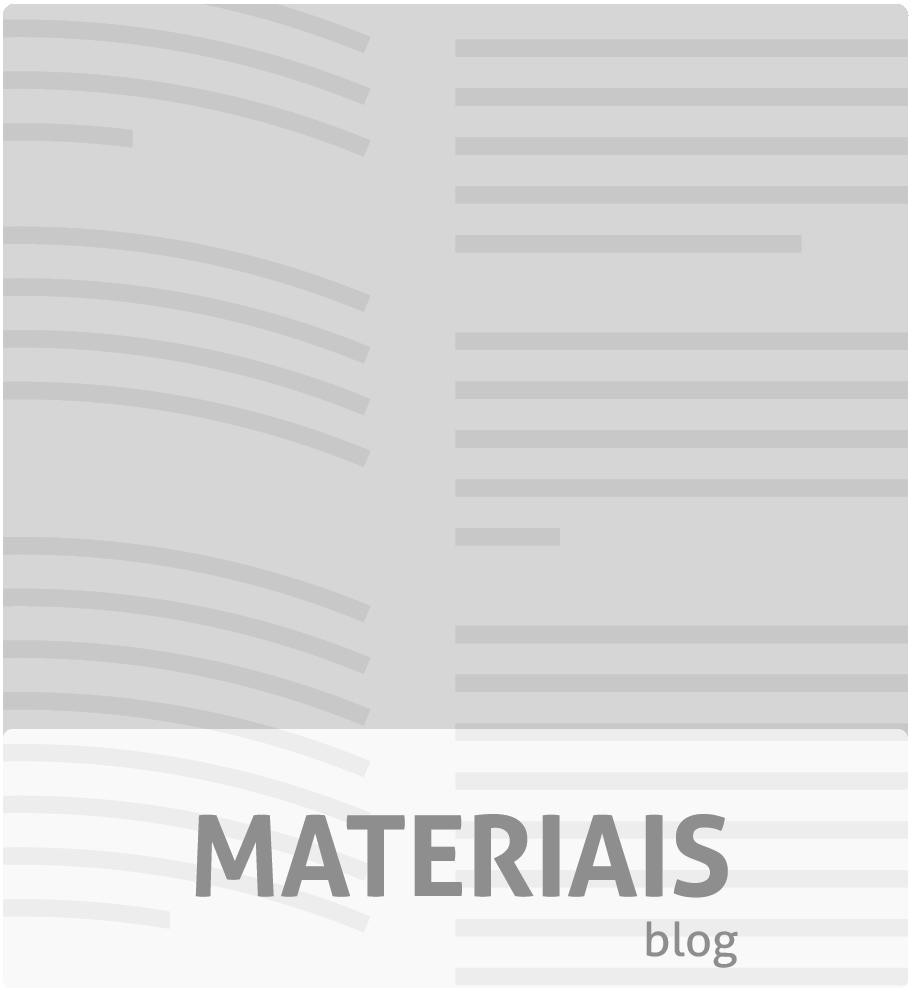banner materiais