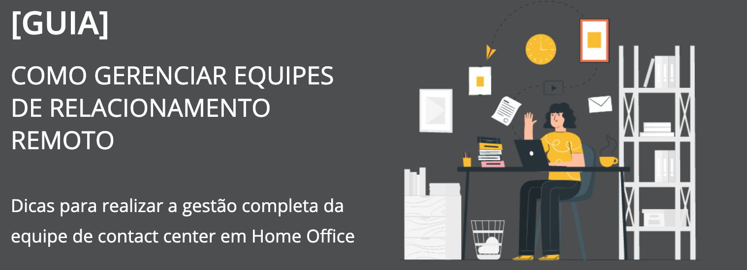 contact center home office